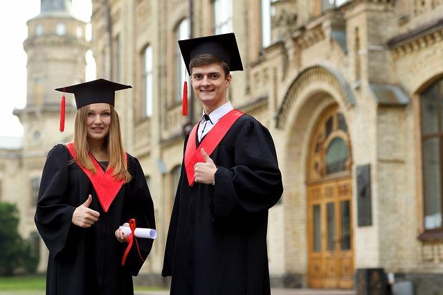 海外の学生